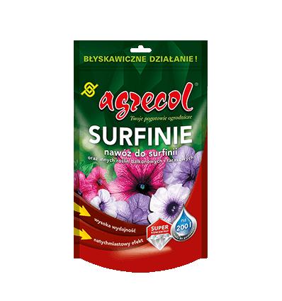 Surfinia nawóz do surfinii 200g Agrecol
