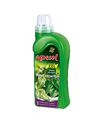 Mineral Żel nawóz do roślin doniczkowych 0,5L Agrecol