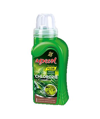 Mineral Żel nawóz przeciwko chlorozie 0,25L Agrecol