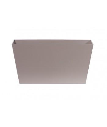 Doniczka Tubus Case DTUC600 ANTRACYT Prosperplast