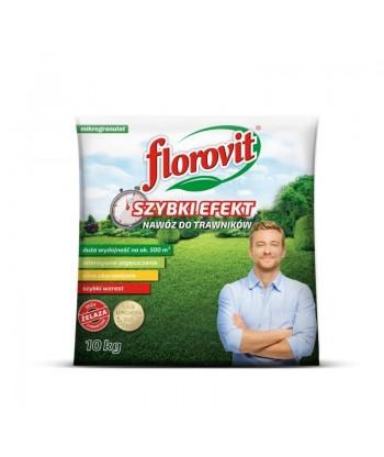 Florovit do trawników Szybki Efekt