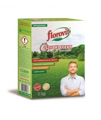 Florovit do trawników Szybki Efekt 2kg