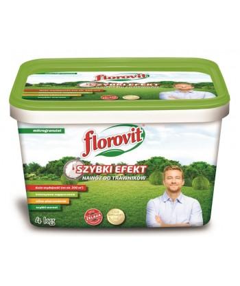 Florovit do trawników Szybki Efekt 4kg