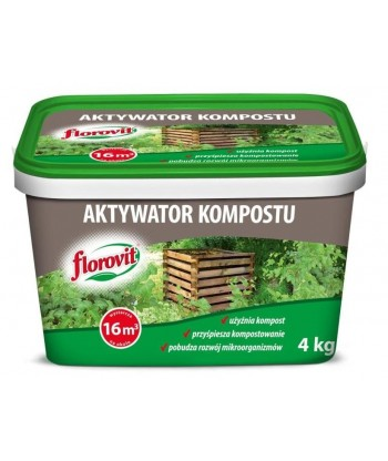 Florovit aktywator kompostu 4kg