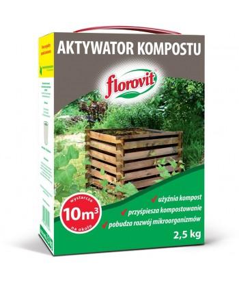 Florovit aktywator kompostu 2,5kg