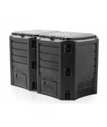 Kompostownik Module Compogreen czarny 800L Prosperplast