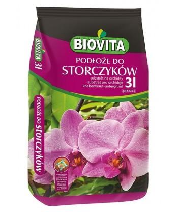 Podłoże do storczyków BIOVITA 3L