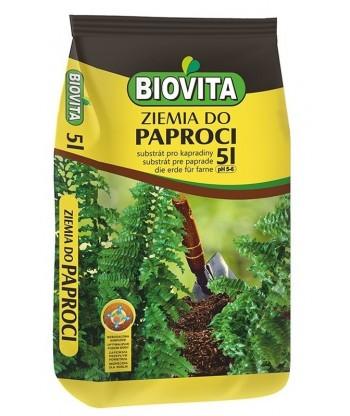 Ziemia do paproci BIOVITA 5L