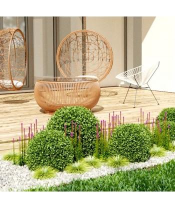 Ogród Nowoczesny Garden Box - Profesjonalna aranżacja ogrodu