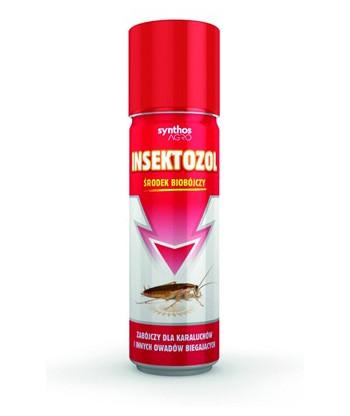 INSEKTOZOL na karaluchy i inne owady biegające 300ml Synthos