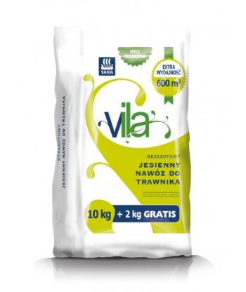 Yara Vila 12kg jesienny do trawy