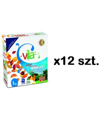 Nawóz uniwersalny jesienny do ogrodu 12kg Yara Vila 12 x 1kg
