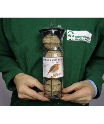 Karmnik dla ptaków z zimowymi pyzami 360g BRAPTA