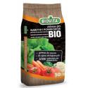 Gotowe podłoże BIO Ziemia do warzyw i pomidorów Biovita 50L