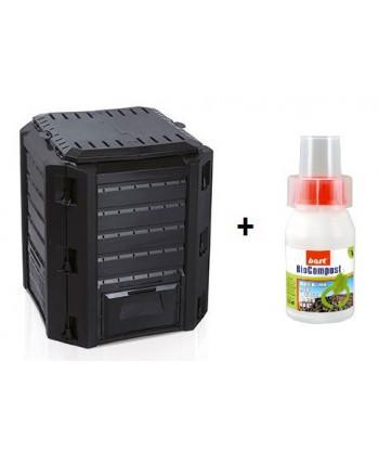 Kompostownik Compogreen czarny 380L Prosperplast +BioCompost