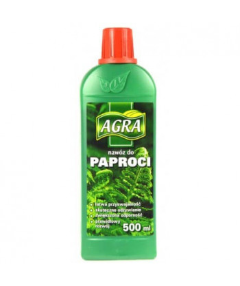 AGRA nawóz do Paproci 500ml