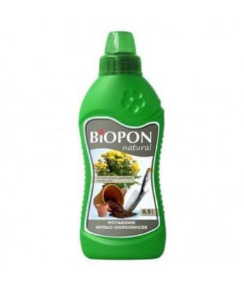 BIOPON potasowe mydło ogrodnicze 500ml