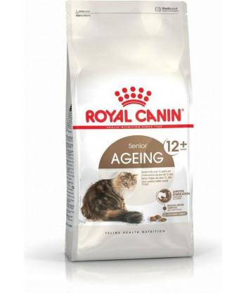 ROYAL CANIN  Ageing +12 karma dla kotów dojrzałych 4kg sucha