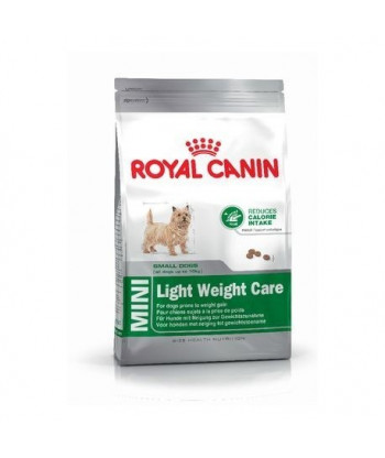 ROYAL CANIN dla psów małych ras 2kg Light Weight