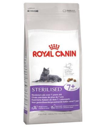 ROYAL CANIN Koty dorosłe po sterylizacji po 7 roku życia 400g