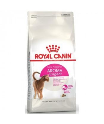 Karma dla kotów wybrednych Aroma Exigent 2kg Royal Canin