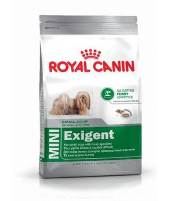 Karma dla wybrednych psów ras małych Mini Exigent 800g Royal Canin