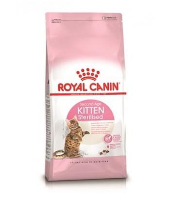 Wyprawka karma dla kociąt Kitten Sterilised Royal Canin