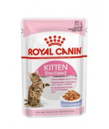 Mokra karma Kitten saszetka 85g Royal Canin