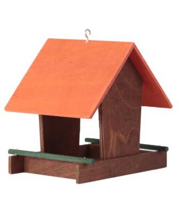 Karmnik dla ptaków OSLO pomarańczowy nr.61 BRAPTA