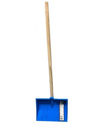 Łopata do śniegu dla dzieci niebieska BOBO Prosperplast