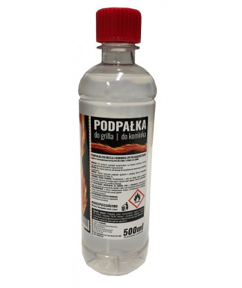 Podpałka do grilla i kominka 500 ml