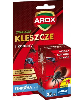 FENDONA 6 SC preparat na muchy i komary w ogrodzie 25ml AROX