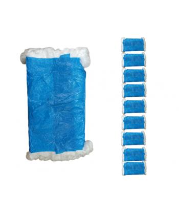 Siatka do pakowania choinek biała 45x300m 10 szt.