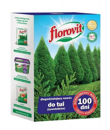 Florovit 1kg do tui (żywotników) długodziałający 100 dni