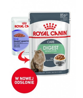 Saszetka Digest Sensitive 85g ROYAL CANIN