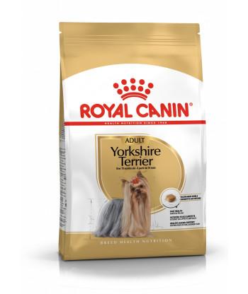 Karma dla psów Yorkshire Terrier Adult 1,5kg