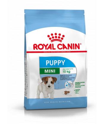 ROYAL CANIN Mini Puppy 4 kg dla szczeniąt 2-10 miesiąc życia