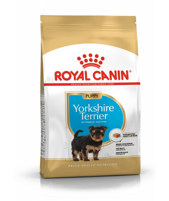 Karma dla psów Yorkshire Terrier Junior Royal Canin