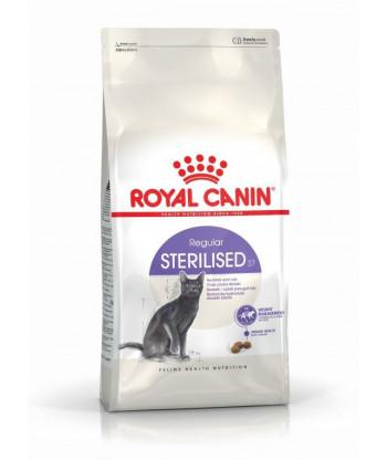 ROYAL CANIN Koty dorosłe po sterylizacji 2kg  Sterilised 37