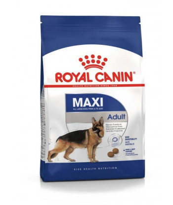 Karma Maxi Adult 15 kg dla psów ras dużych ROYAL CANIN