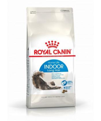 ROYAL CANIN Indoor Long Hair karma dla kotów długowłosych