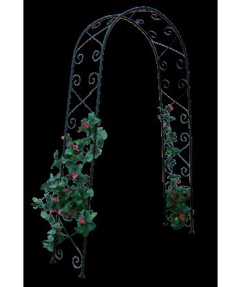 Pergola ogrodowa 110x39x230cm