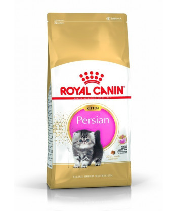 Karma dla kociąt perskich Persian Kitten 400g Royal Canin