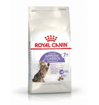 Sterilised Appetite Control 7+ 0,4kg Royal Canin