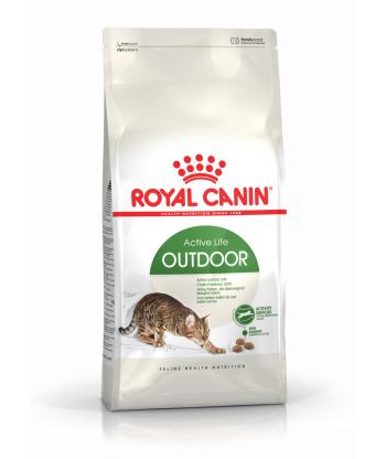 FHN Outdoor karma sucha dla kotów dorosłych, wychodzących na zewnątrz 400g Royal Canin