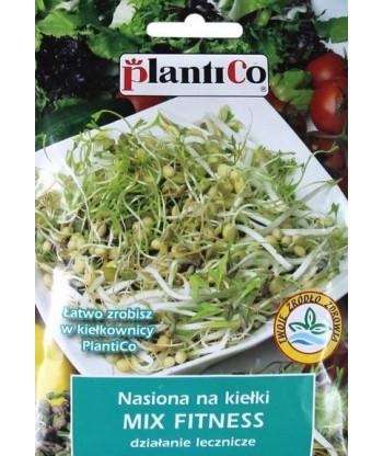 Nasiona na kiełki - MIX FITNESS 20g PlantiCo