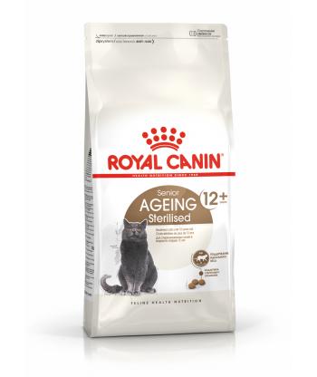 ROYAL CANIN  Ageing Sterilised +12 karma dla kotów dojrzałych 400g sucha