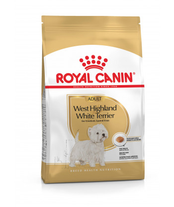 Karma dla psów West Highland White Terrier Adult 1,5kg Royal Canin