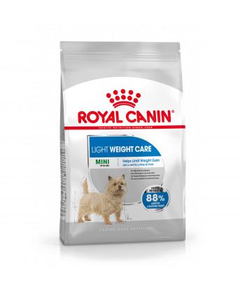 ROYAL CANIN dla psów dorosłych ras małych 3kg Light Weight Care