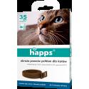 HAPPS Obroża przeciw pchłom dla kotów BROS